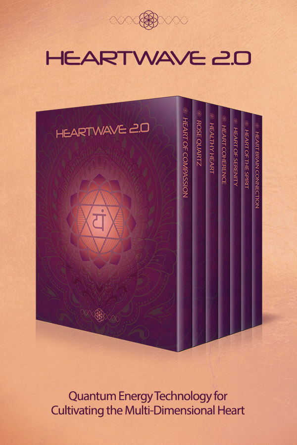 When used regularly on a daily and weekly basis, HeartWave 2.0 can significantly reduce stress and improve personal and professional effectiveness through the progressive development of heart-intelligence, heart coherence, intuition and heart-centered social interactions.