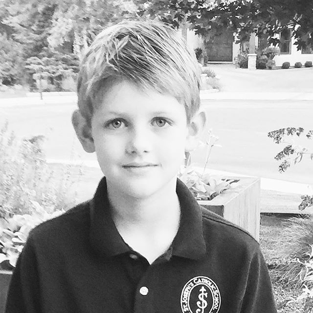 My 2nd Grader...