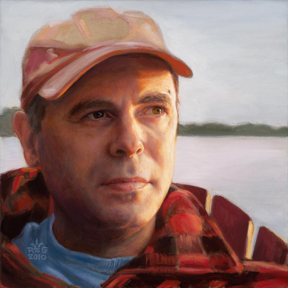 BILLY at SUNRISE / Otter Lake