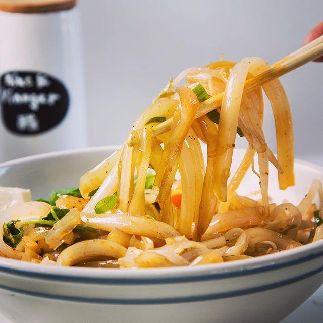 morning noodles 🍜