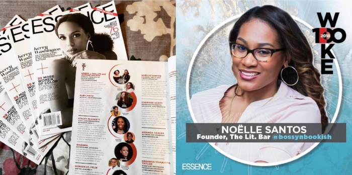 Essence Magazine: May 2018 Issue.  ESSENCE Presents 2018's 'Woke 100 Women' List To Highlight Black Women Change-Agents