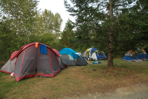 Another awesome spot to consider is Arrowvale Campground which is also located about 20 - 25 minutes from Harbour Quay. On the river it is a wonderful setting that offers incredible relaxation and comfort. Highly recommended.