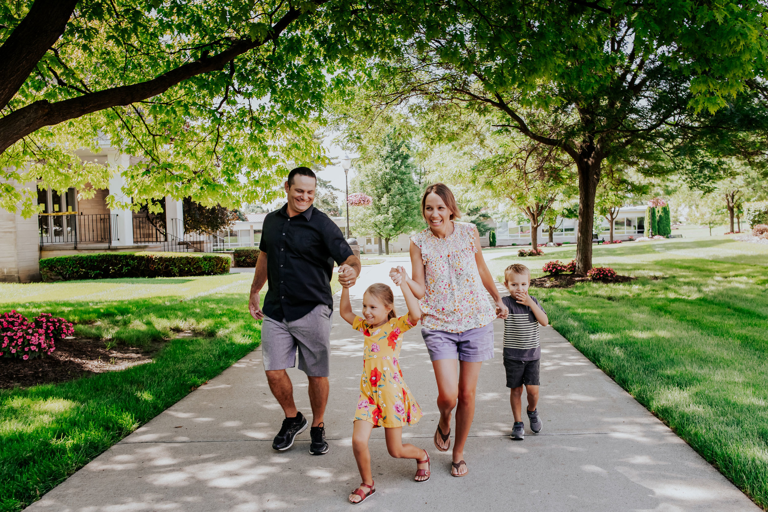 The Galvan Family - June 22, 2019