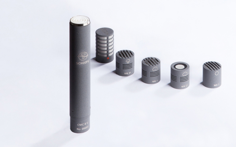Schoeps - Buy Schoeps Microphones and Accessories