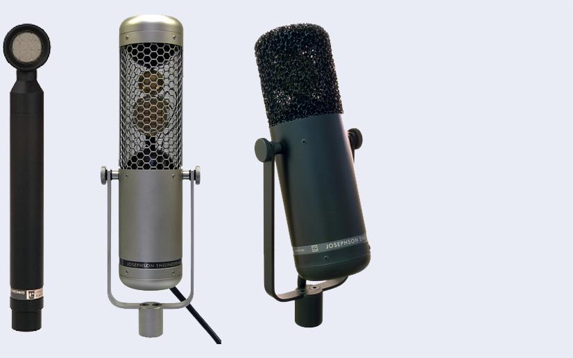 Josephson - Buy Josephson Microphones and Accessories
