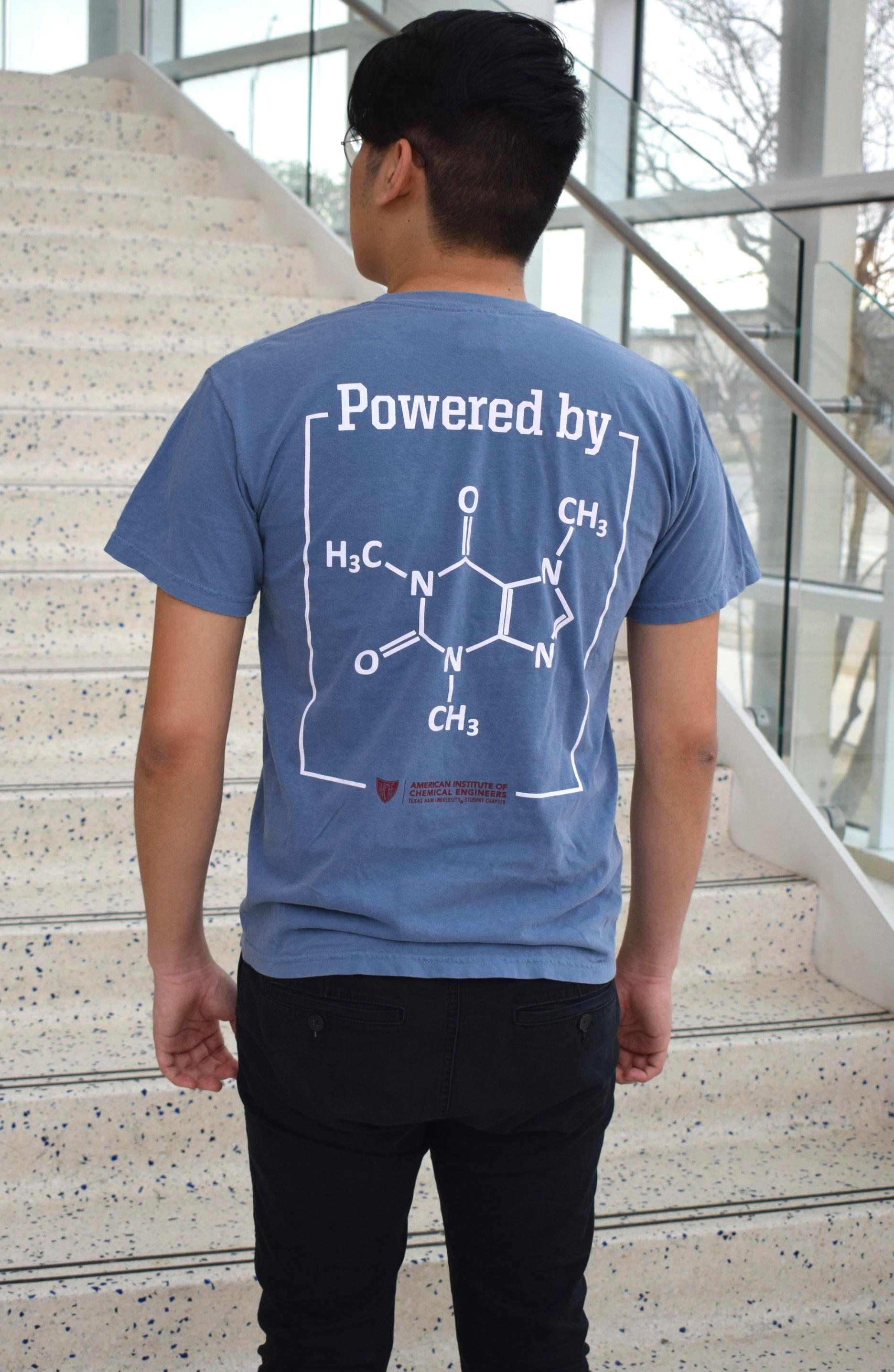 Caffeine Frocket T Shirt - $15