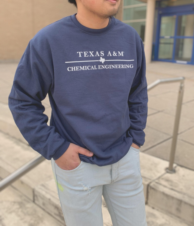 Navy Blue Sweatshirt - $20