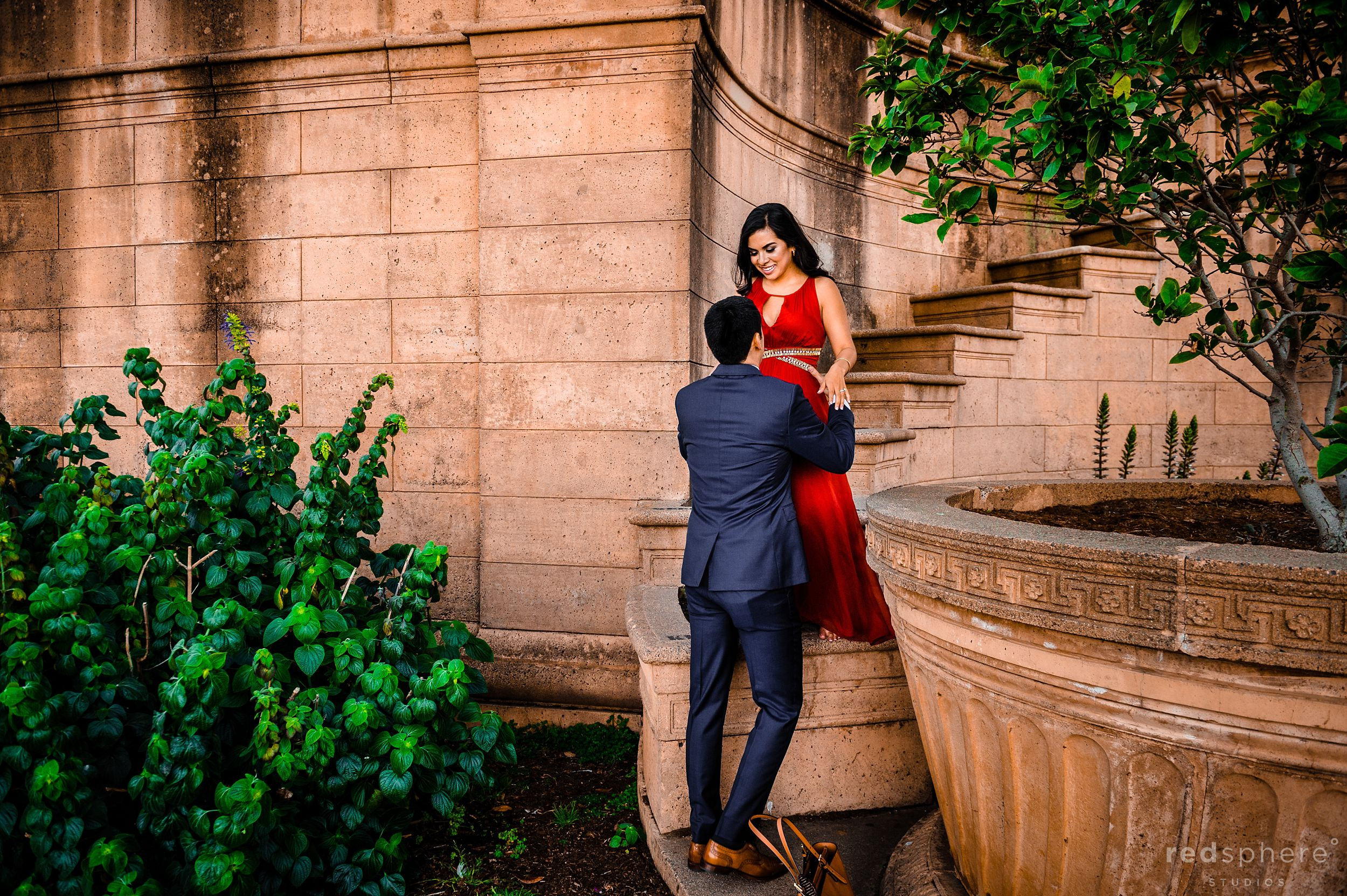 San Francisco Palace of Fine Arts Engagement