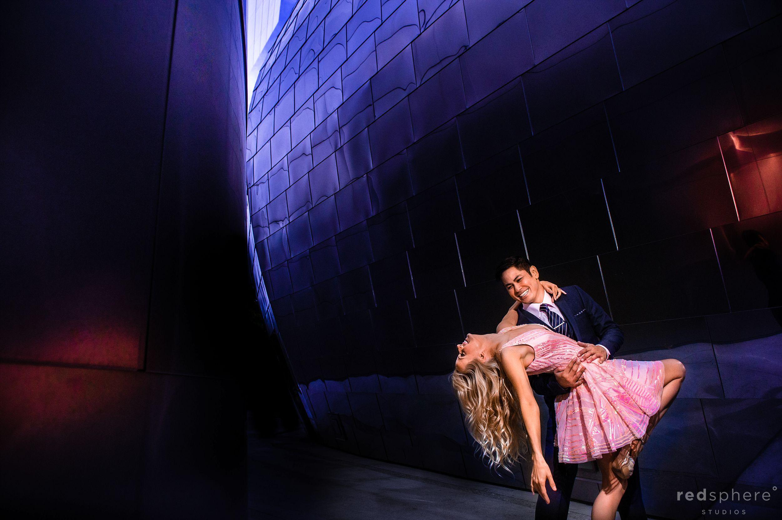 La La Land Engagement Session at Walt Disney Concert Hall
