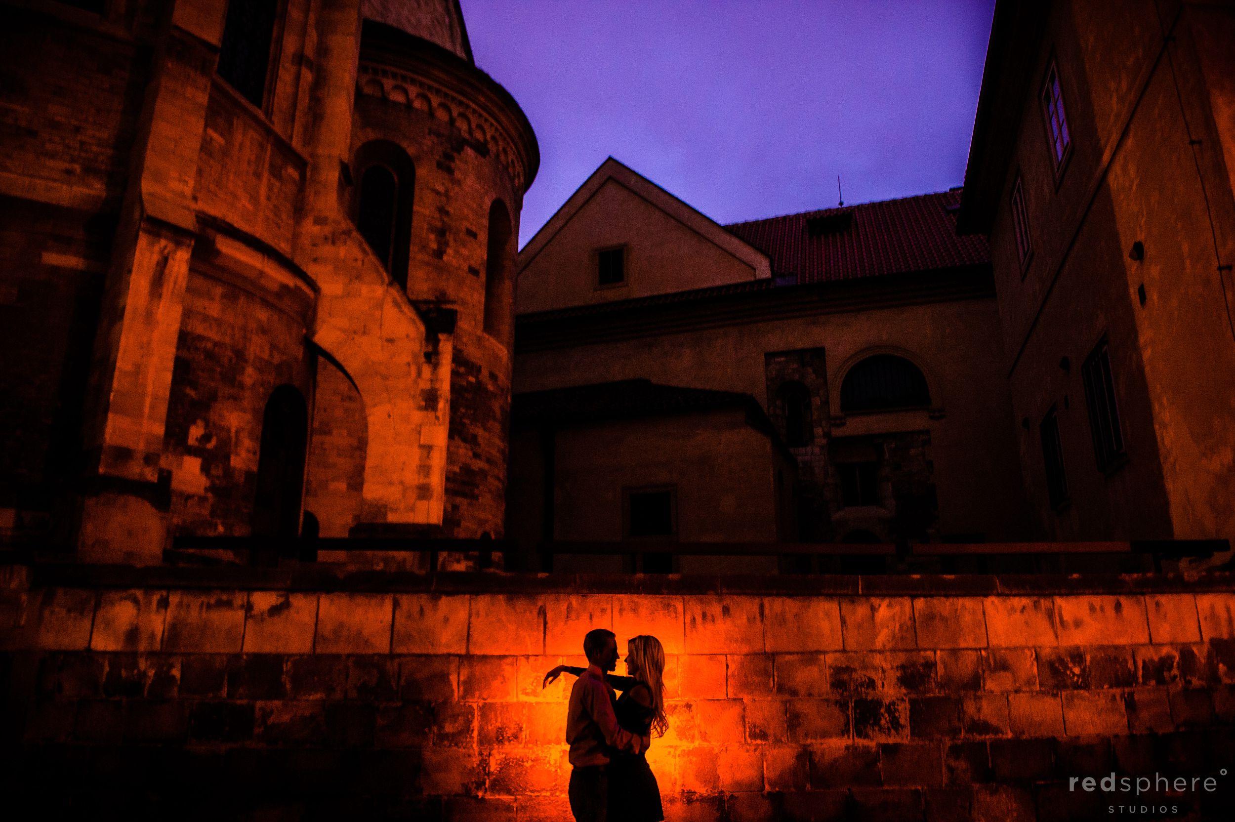 Prague Castle Engagement(s)