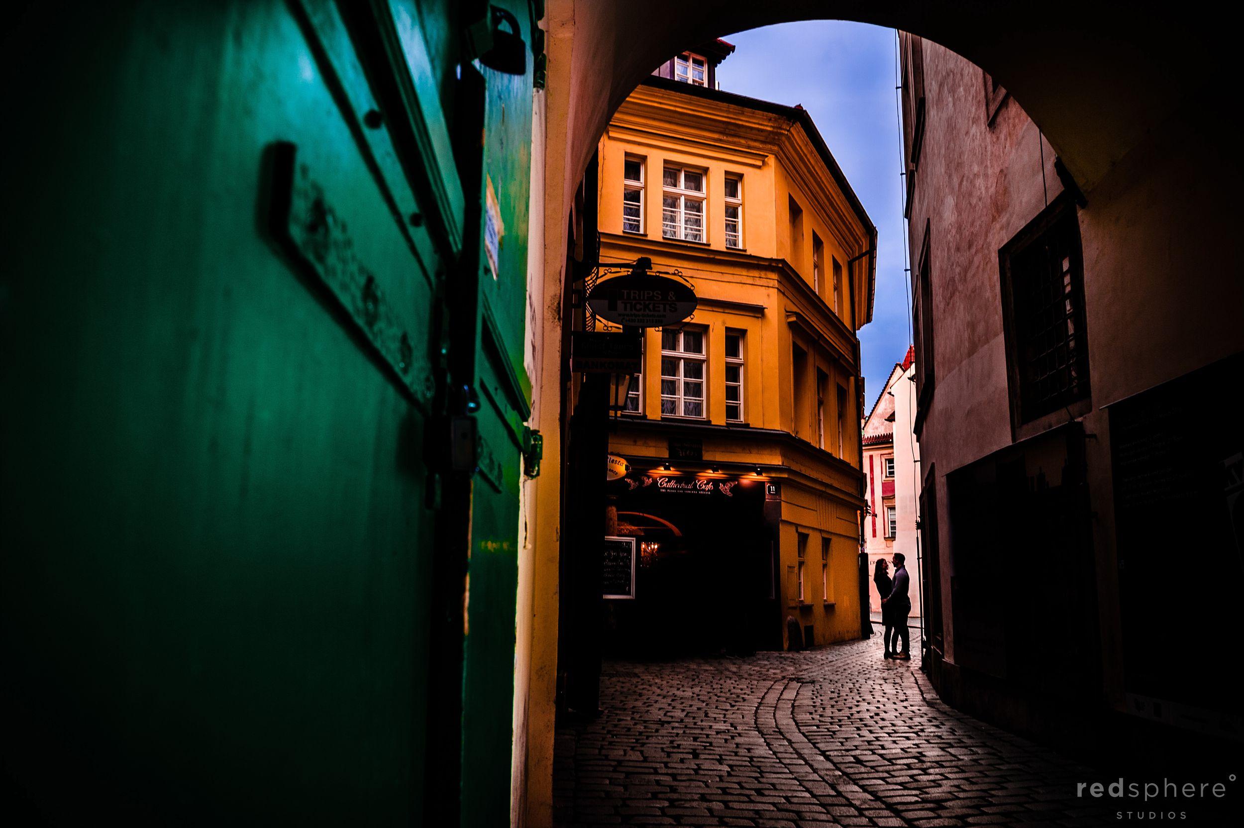 Old Town Prague Destination Engagement