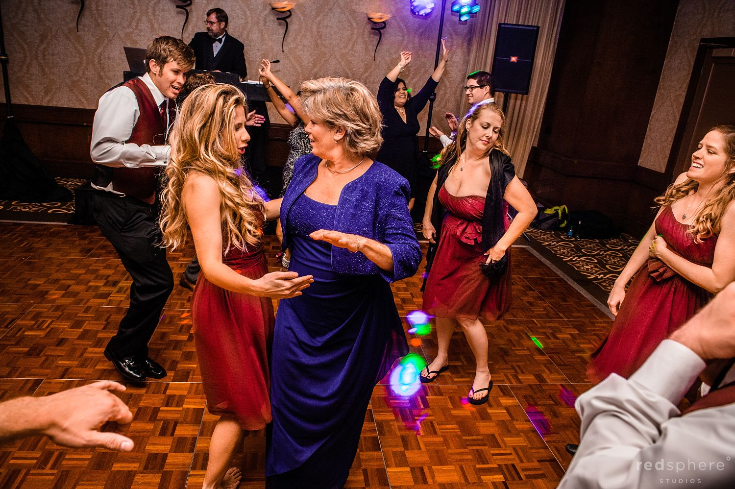 Family Moments at The Inn at Spanish Bay Wedding After Party