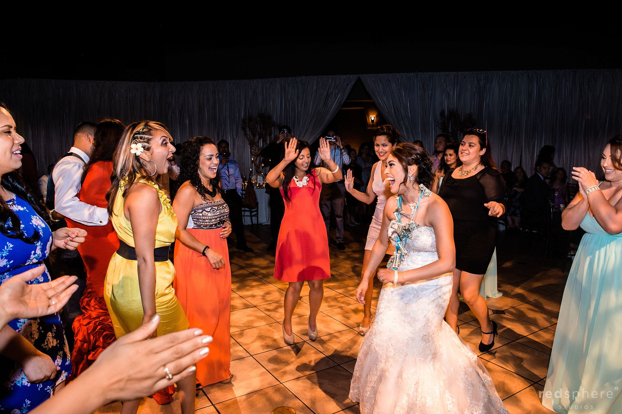 Guest all Dancing Together