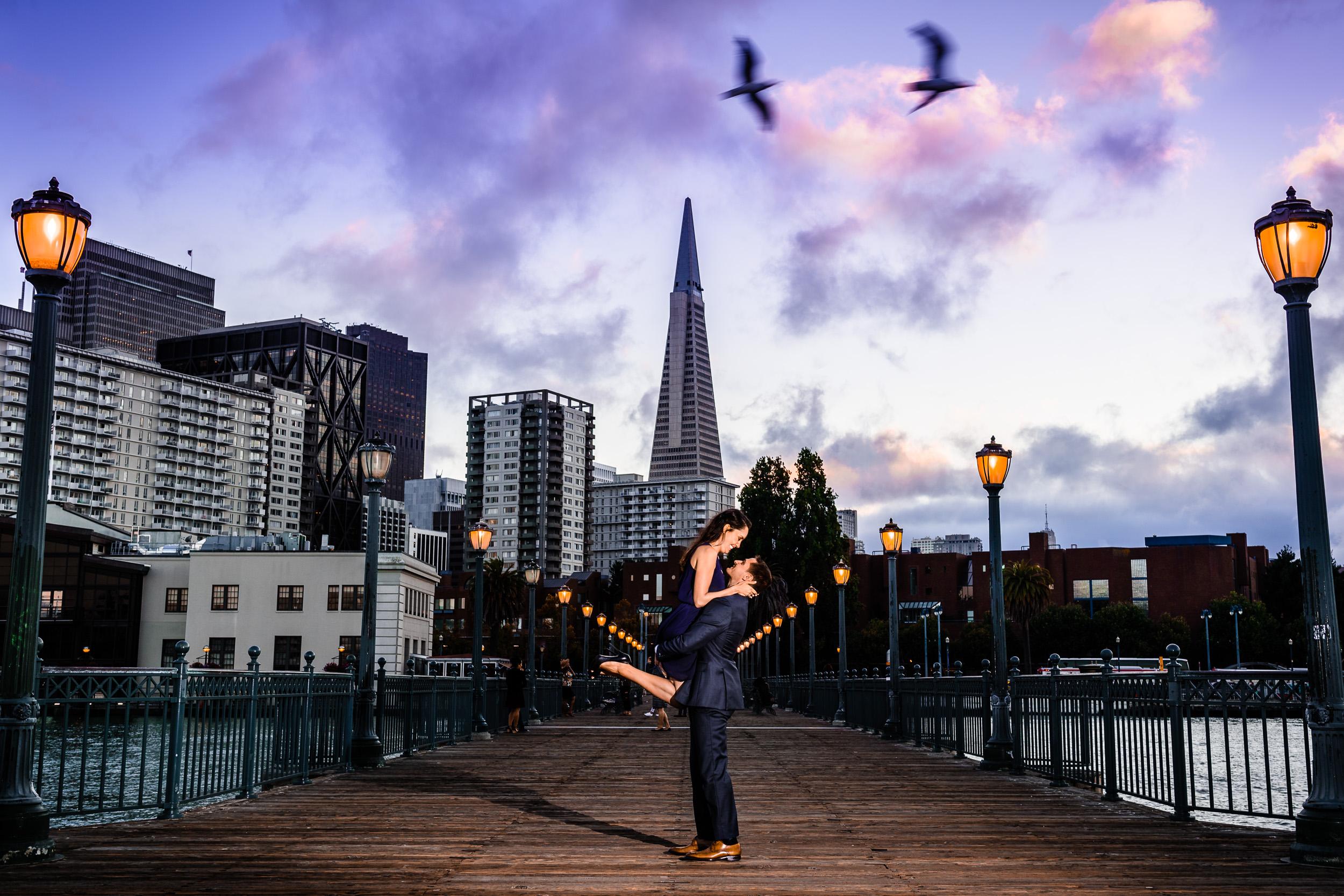 Anastasia + David  San Francisco Bay Area, CA