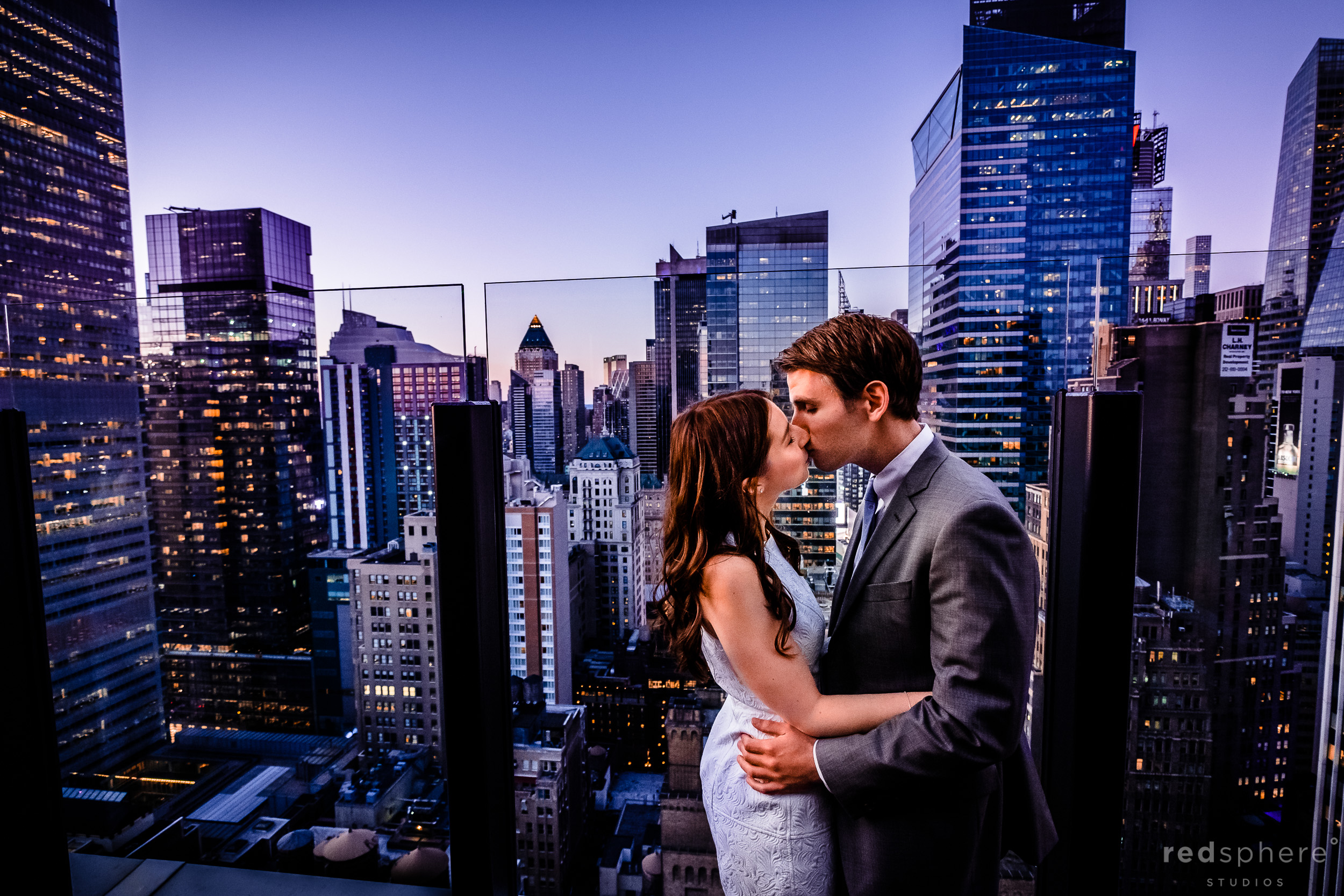 New York City (Manhattan) Engagement Session