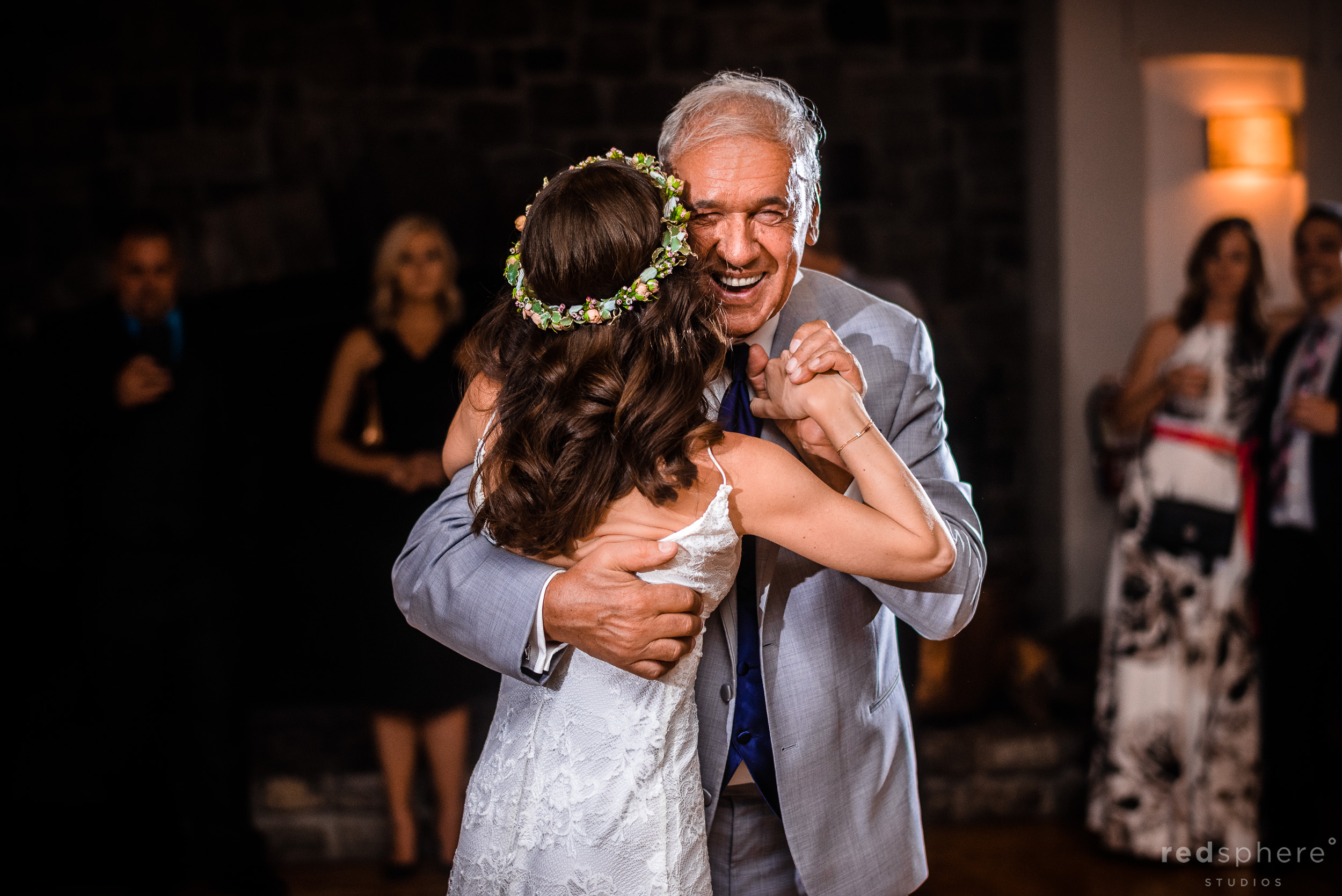 Father Daughter Dance. Harvest Inn By Charlie Palmer, St. Helena, Napa Valley