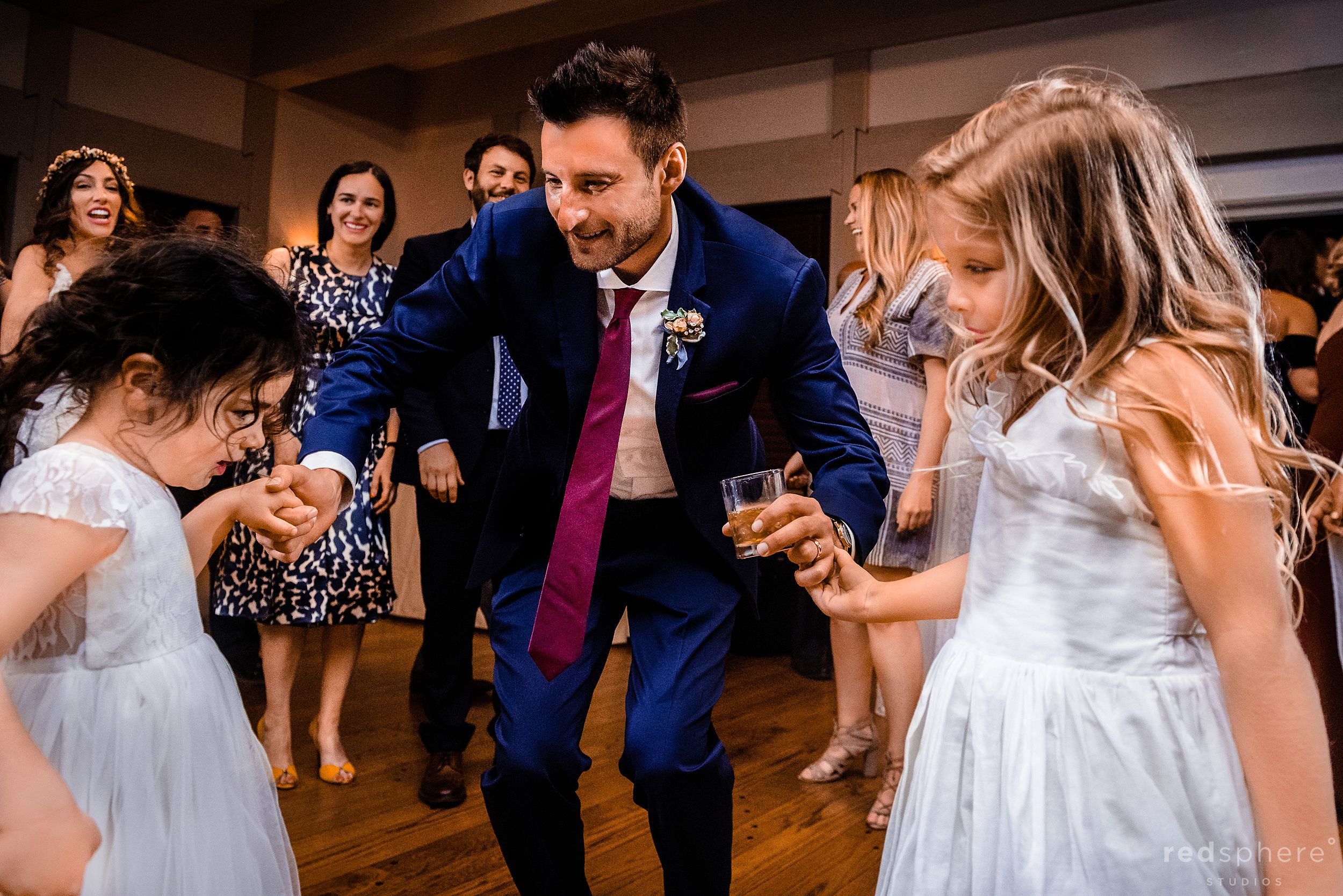 Wedding Dance Party at Harvest Inn By Charlie Palmer, St. Helena, Napa Valley