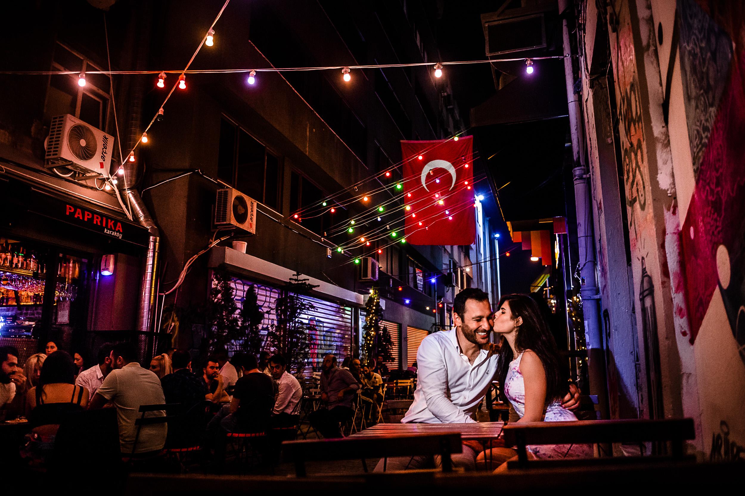 Erinç + Resat  Istanbul, Turkey