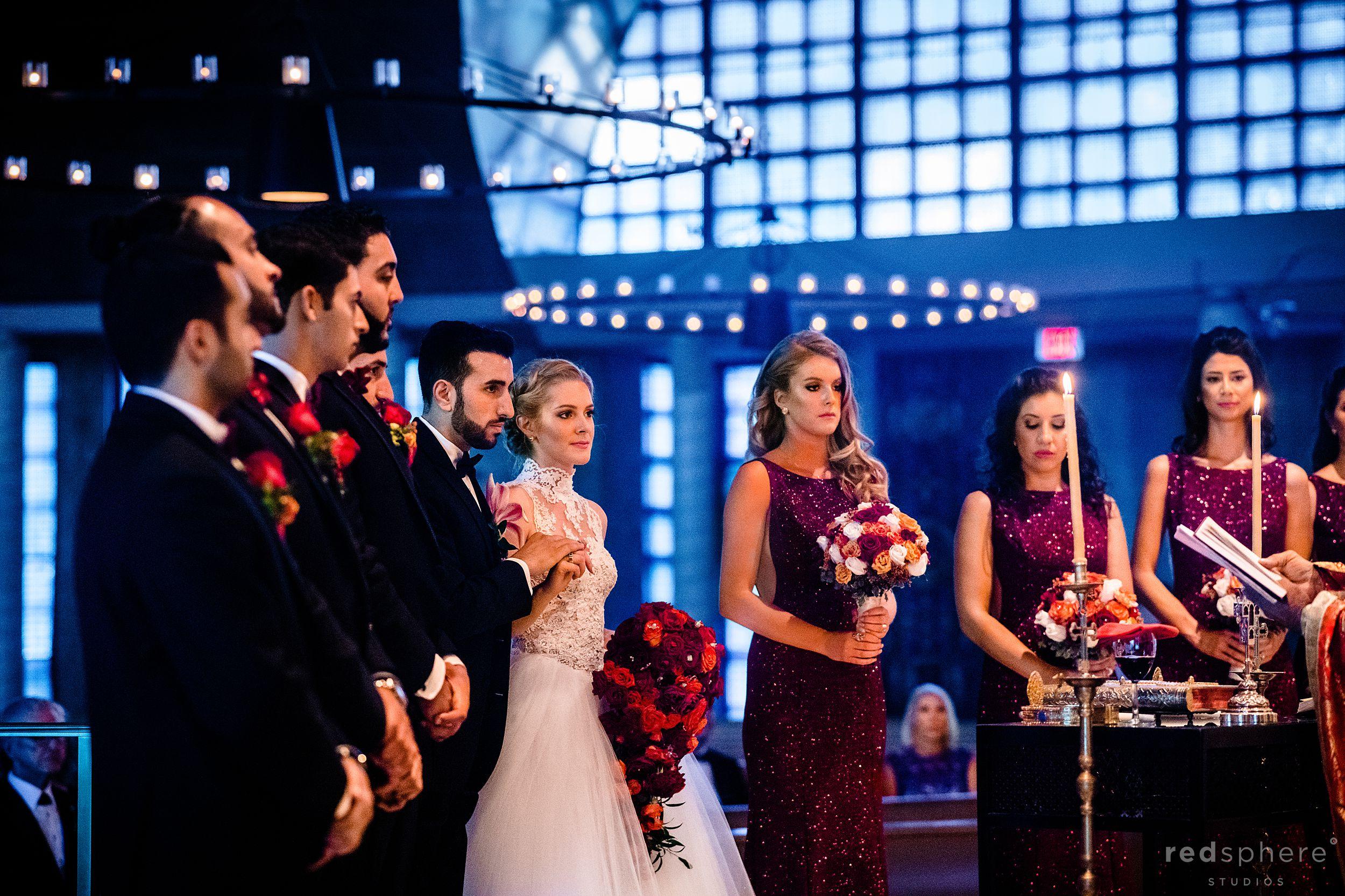 Greek Orthodox Church Oakland. Wedding photos