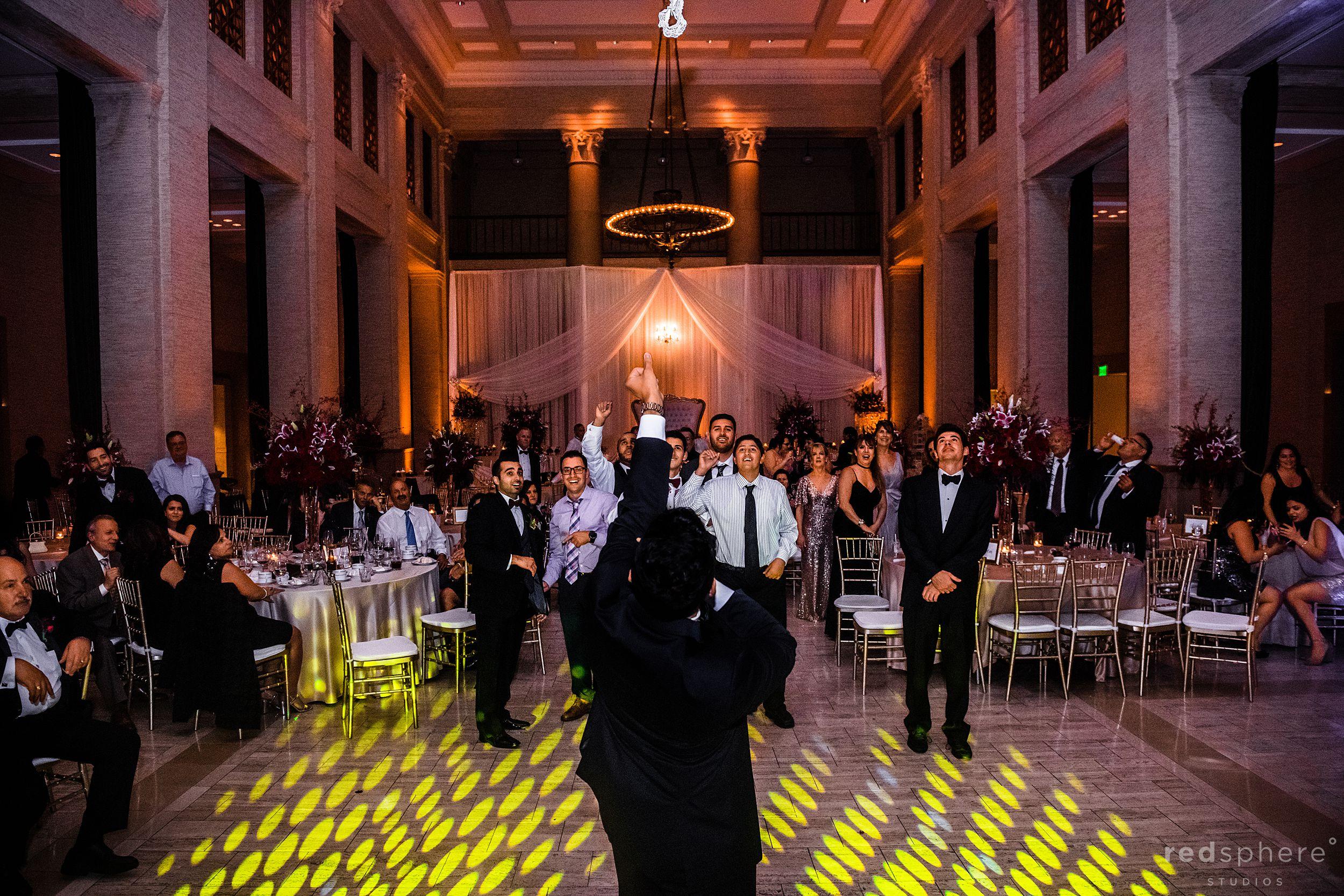 Bently Reserve San Francisco wedding