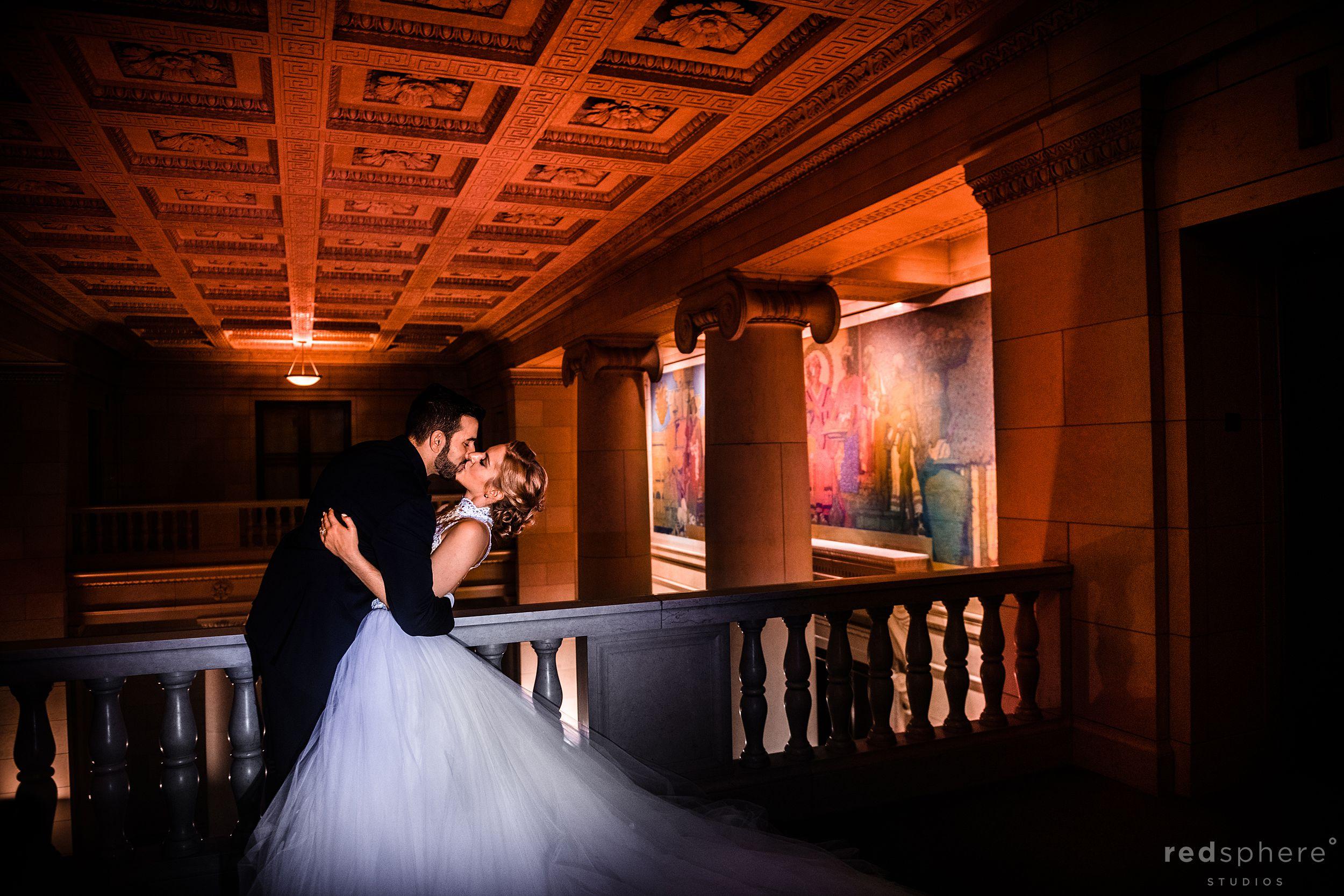 Bently Reserve Wedding San Francisco