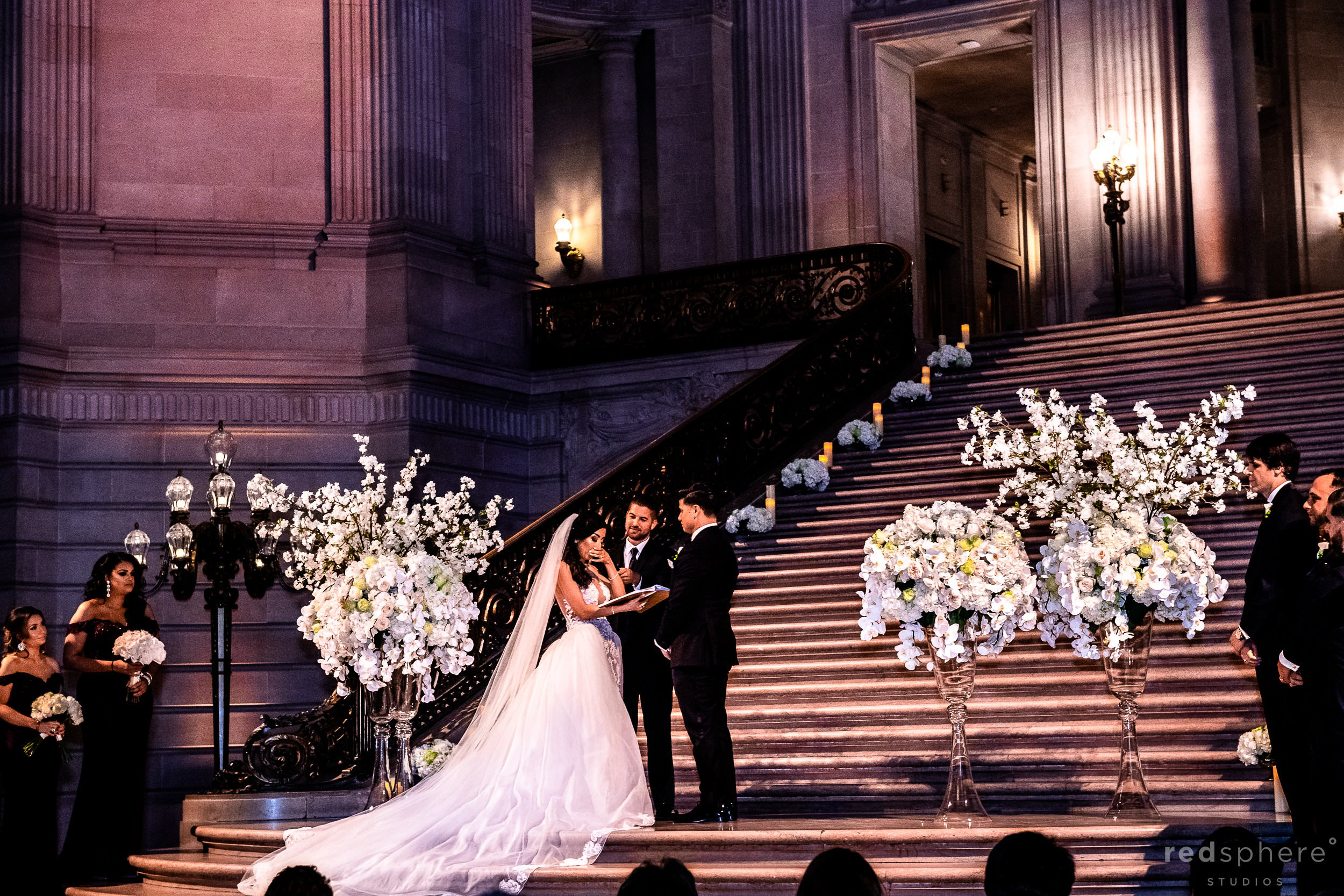 Wedding Event at SF city hall