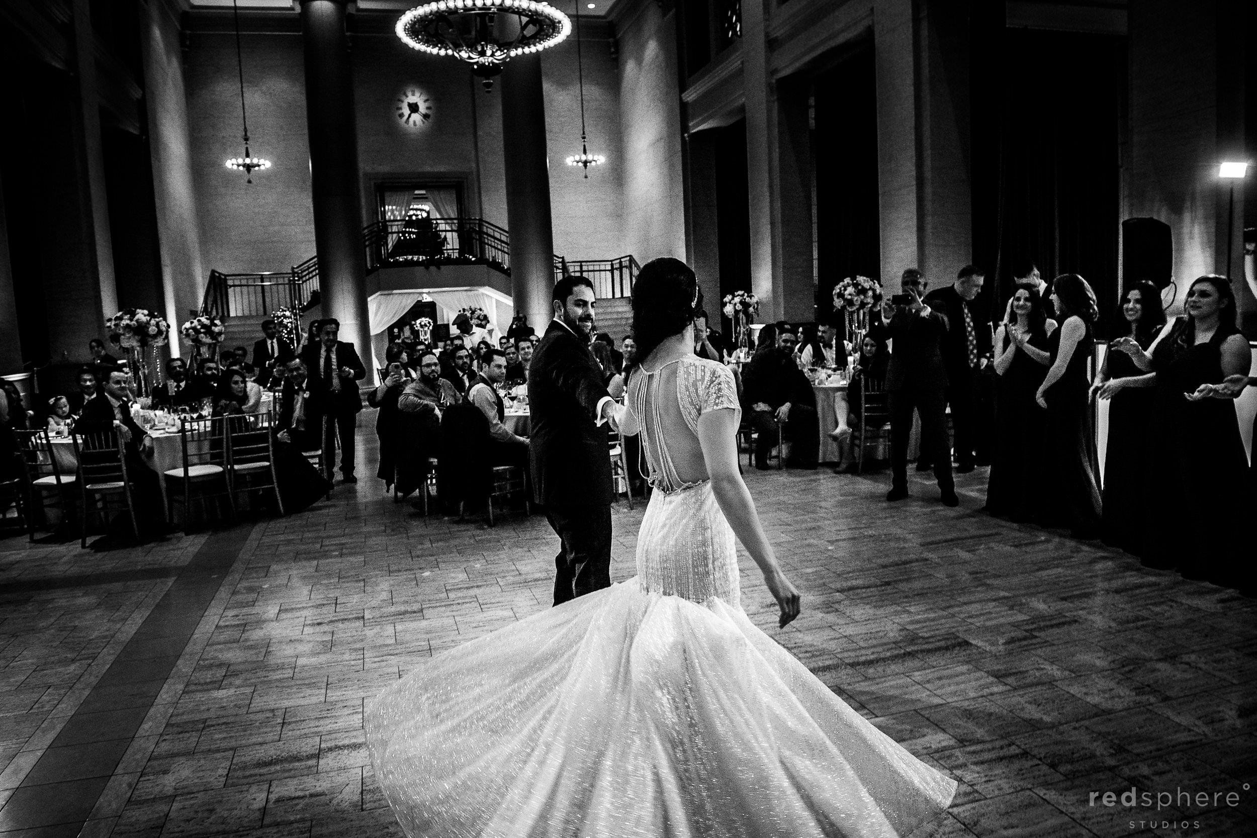 San Francisco Bently Reserve Wedding - First Dance