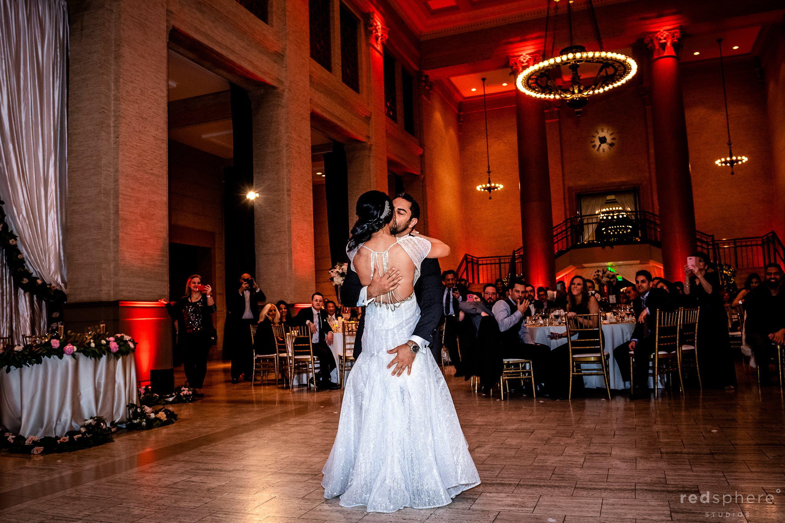 San Francisco Bently Reserve Wedding - First Dance