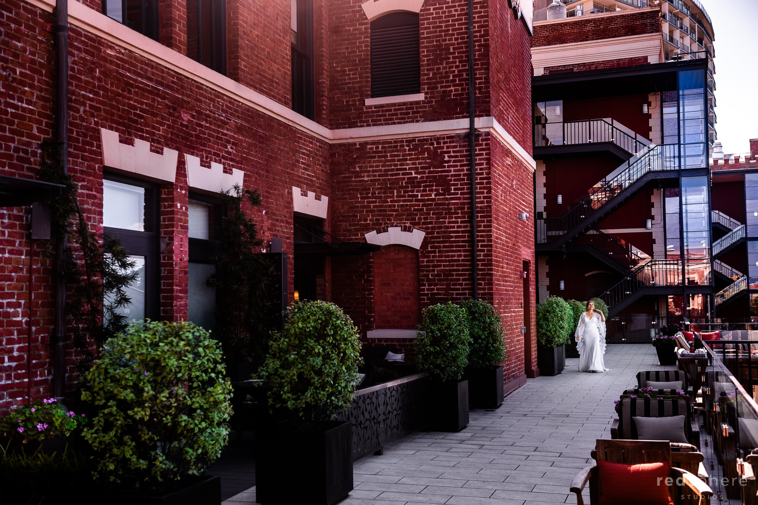 Fairmont Heritage Place Ghirardelli Square Wedding Photos
