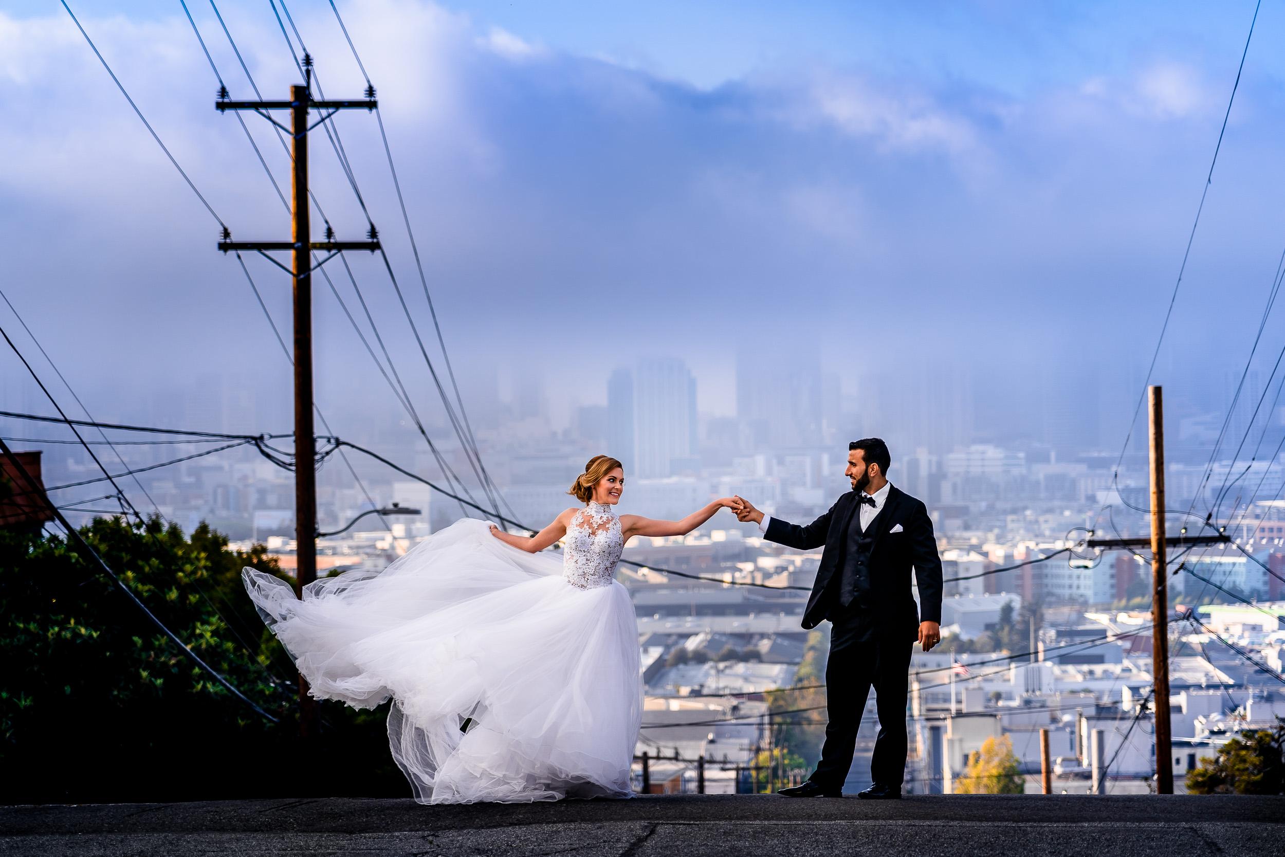 Andrea + Michael (Part II)  San Francisco, CA