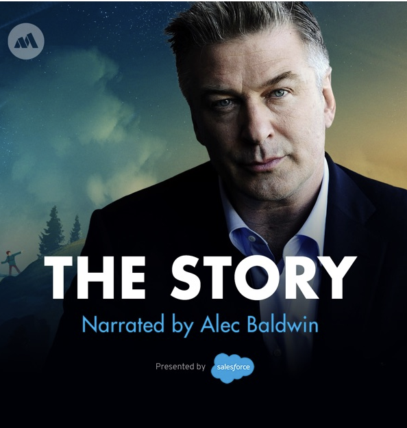 Writer - The Story presents the unknown backstories of people who changed the world. Each episode is a mini-historical biography, and includes life lessons and actionable insights from the most courageous and successful people in history.