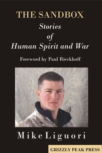 Author - The Sandbox: Stories of Human Spirit and War gives readers an honest, gut-wrenching portrayal of not only the camaraderie built during war, but also the toll it takes afterward on the men and women who have served.