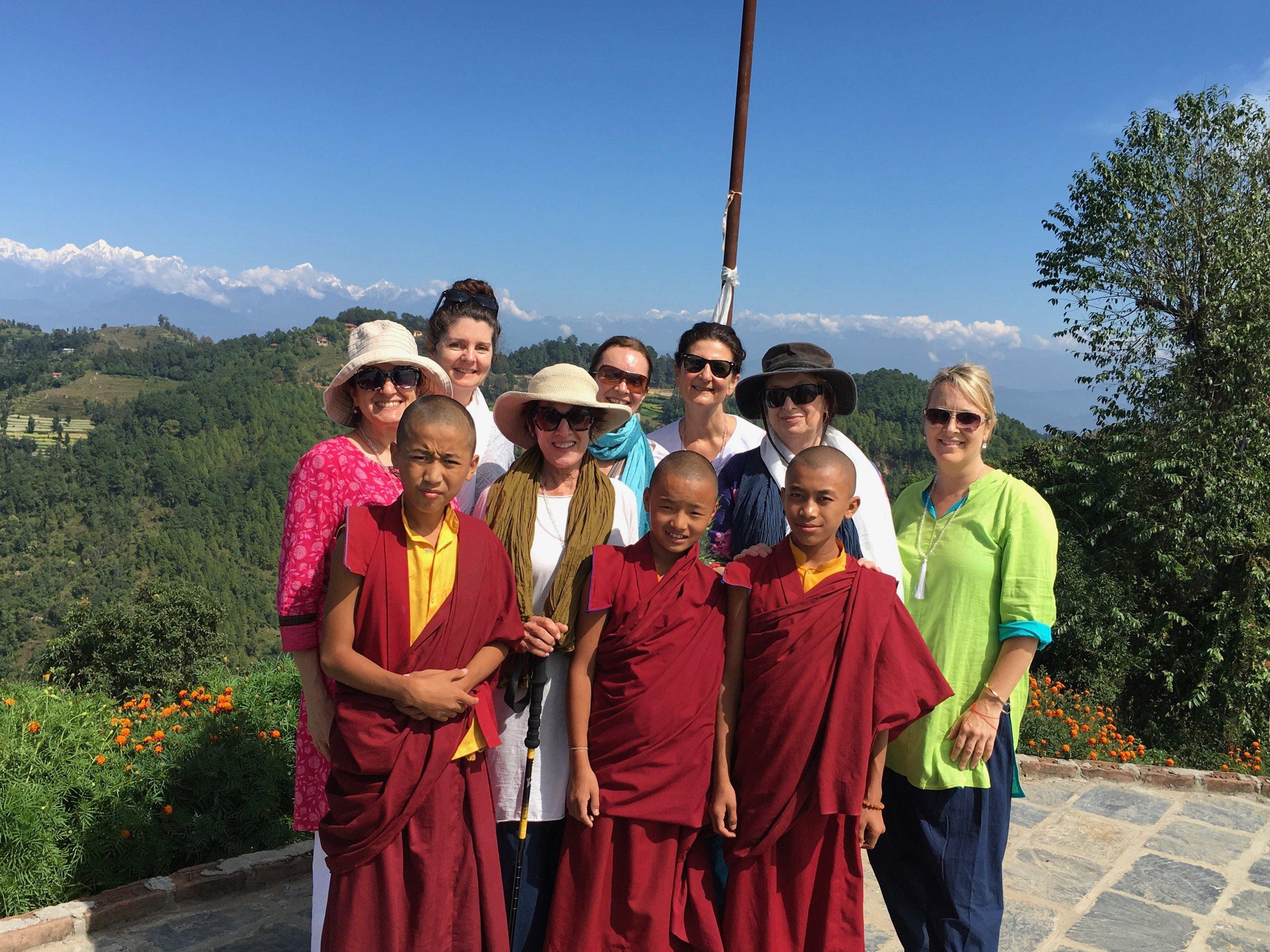 Namobuddhagroup and monks.jpg