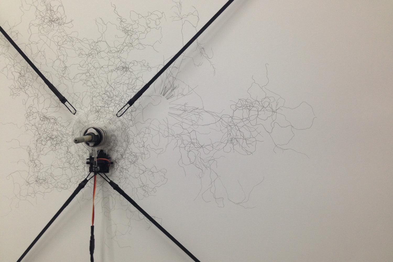 Oliver Hutchinson | Otto, 2016, Installation view