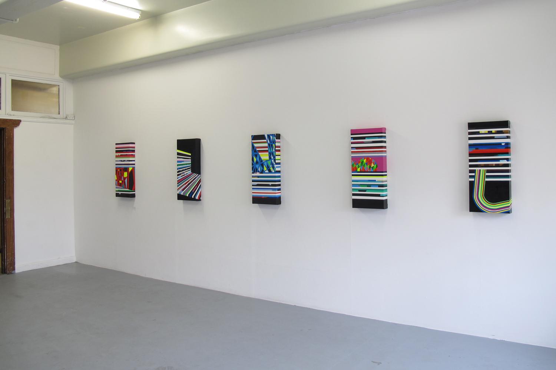 Voyeuristic pleasure, patterns and architecture   Sally Tape   2012