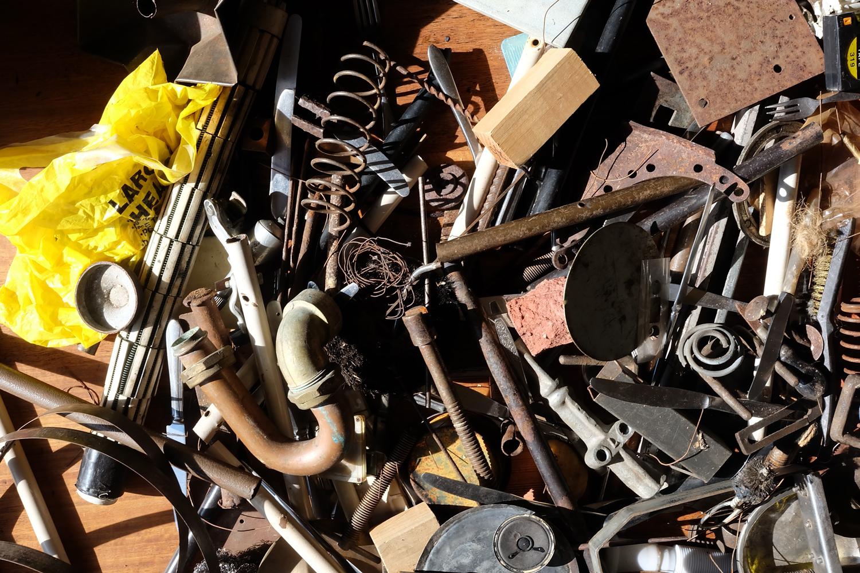 SOUND SERIES   HOUSEKEEPING  Eamon Sprod  2 – 19 AUG 2017