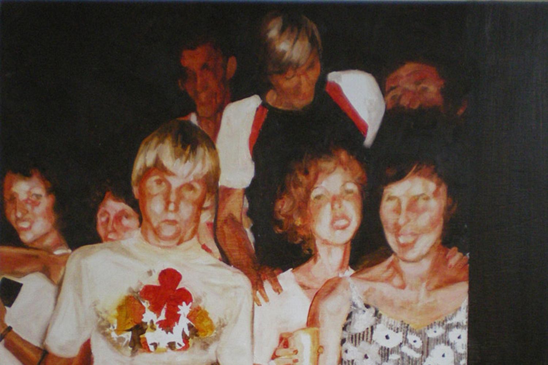 BROKEN HEARTED ATTACK  Clare Thackway  3 – 19 SEP 2009