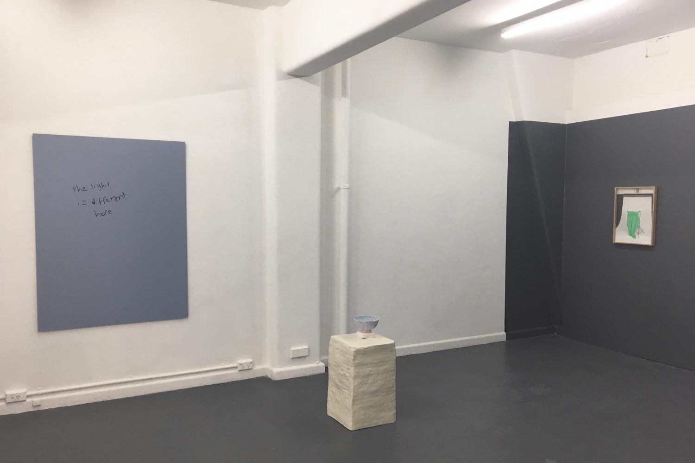 Tori Lill, Josephine Mead + Madeleine Thornton–Smith, BLINDSIDE DEBUT XV 2018. Courtesy the artists.