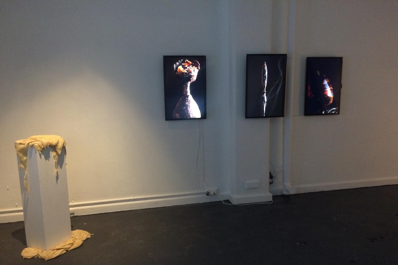 Cristal Johnson, Michele Sierra, Beyond the Veil, BLINDSIDE, 2018, Courtesy the artist