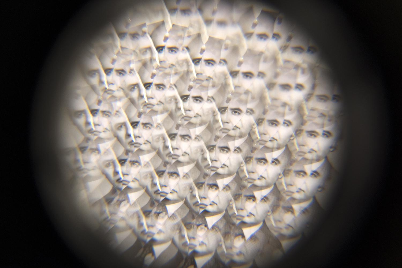 THE MAN WITH 1000 FACES- Part 2  Katayoun Javan  17 APR - 4 MAY 2019