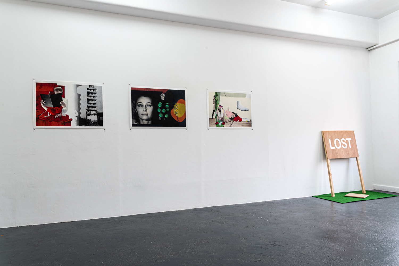 Unfinished Decor, BLINDSIDE 2019. Damiano Bertoli, Peter Burke + Robert Mangion. | Photo Roberta Govoni. Courtesy the artists.