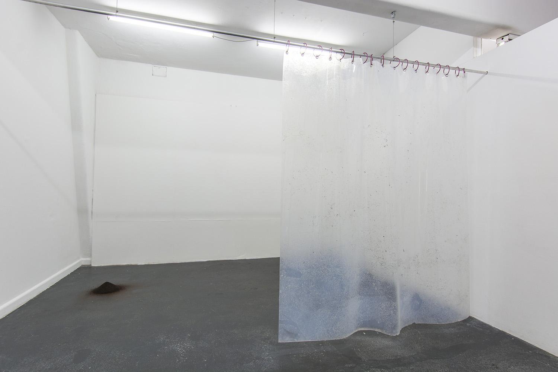 Erin Hallyburton + Stephanie Hosler,  There is a wall dissolving , BLINDSIDE 2019. Photo Talia Carroll | Courtesy the artists.