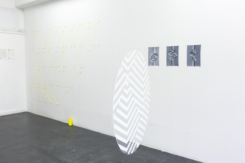 Britt Salt,  Echo-theque  , 2015, installation. Photo: Talia Carroll | Courtesy the artists.
