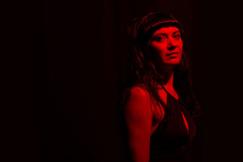 Naretha Williams Korvin. Photograph Christopher Sutherland. Courtesy the artist.