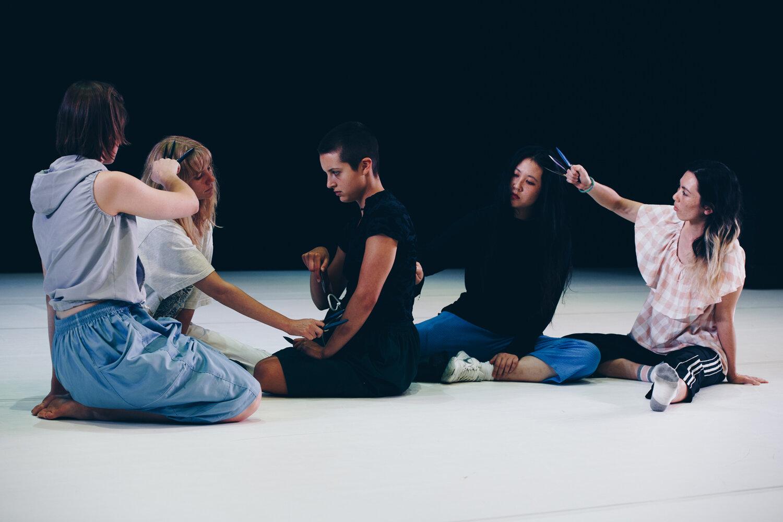 Angela Goh,  Scum Ballet , 2018, photograph Catherine McElhone | Courtesy the artist.
