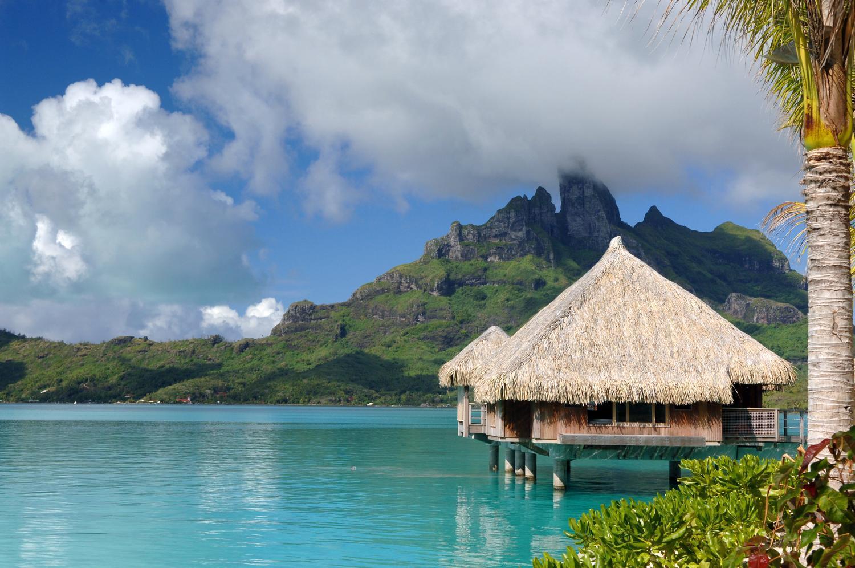 St Regis Bora Bora Over water villa with backdrop of Mt. Otemanu.jpg