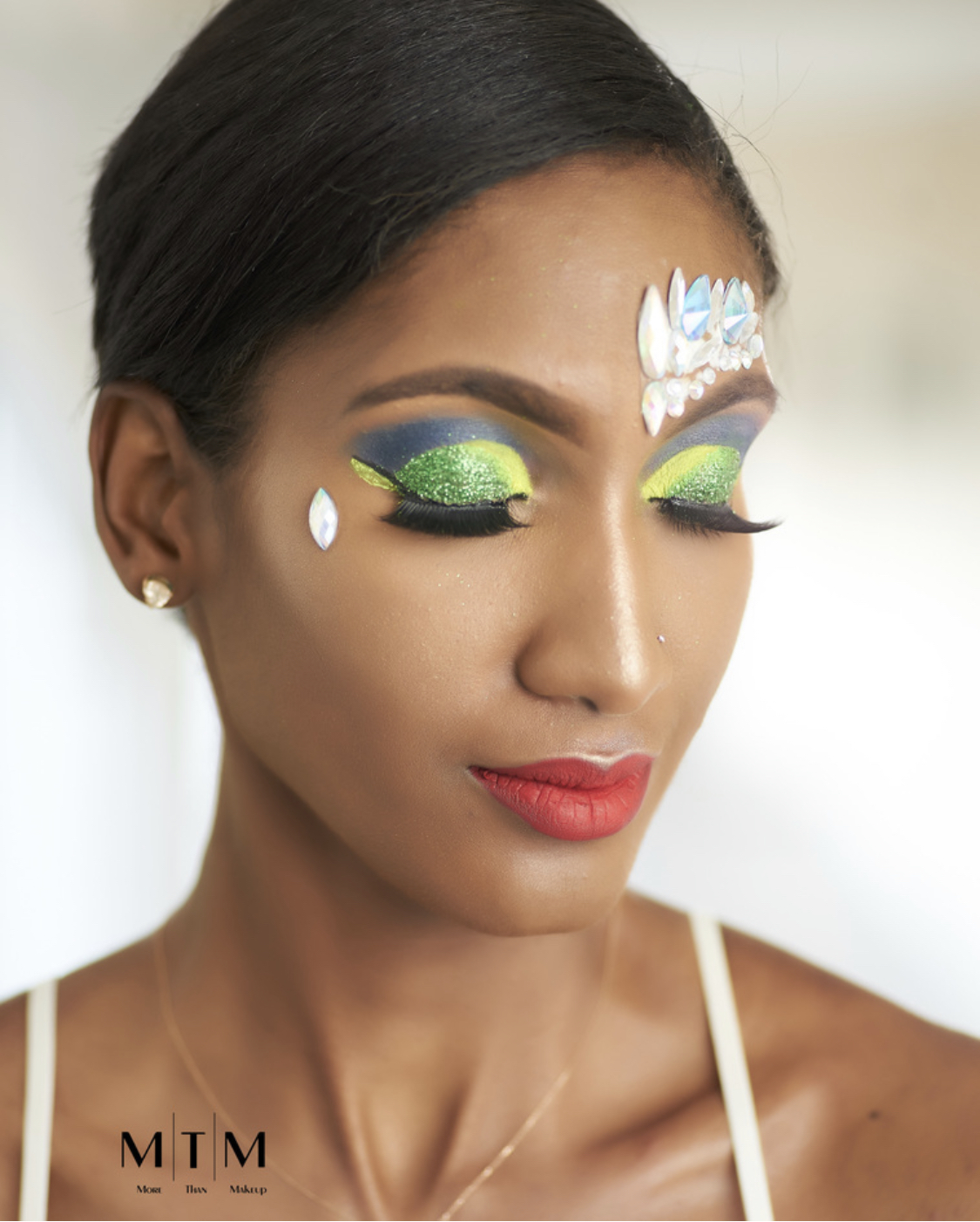 CARNIVAL MONDAY & TUESDAY MAKEUP - LUXE PACKAGE