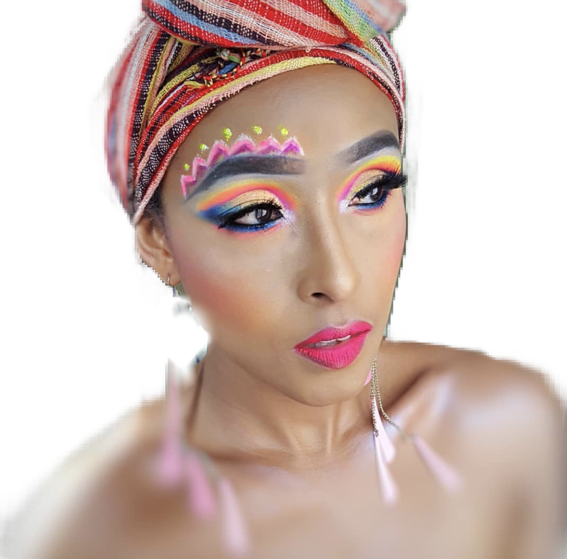 CARNIVAL MONDAY & TUESDAY MAKEUP - OPULENCE PACKAGE