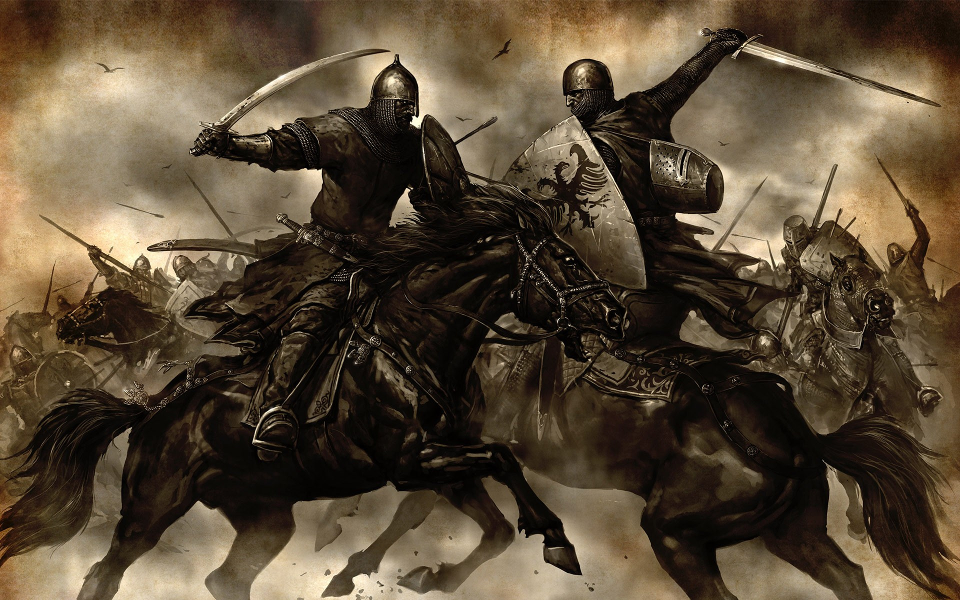 (PHOTO: Battle Image #2 via jonvilma.com)
