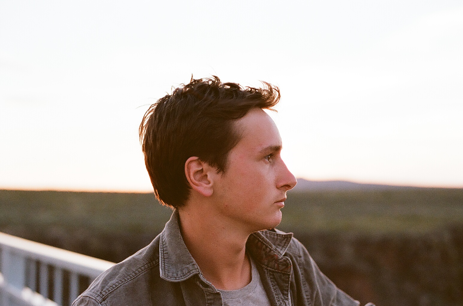 Gabe Scarlett near Taos, New Mexico (2016)